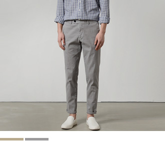 Maison Washed Chino