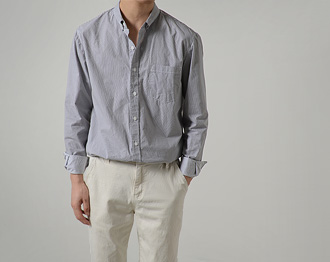 Daily Stripe Shirts